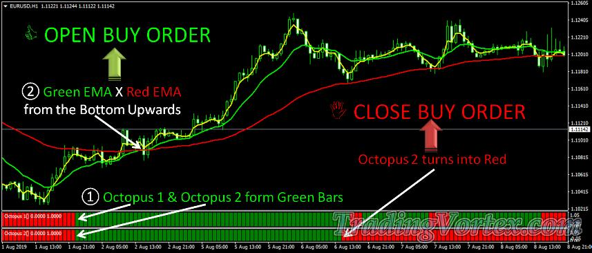 Forex Octopus System Buy Signal Rules