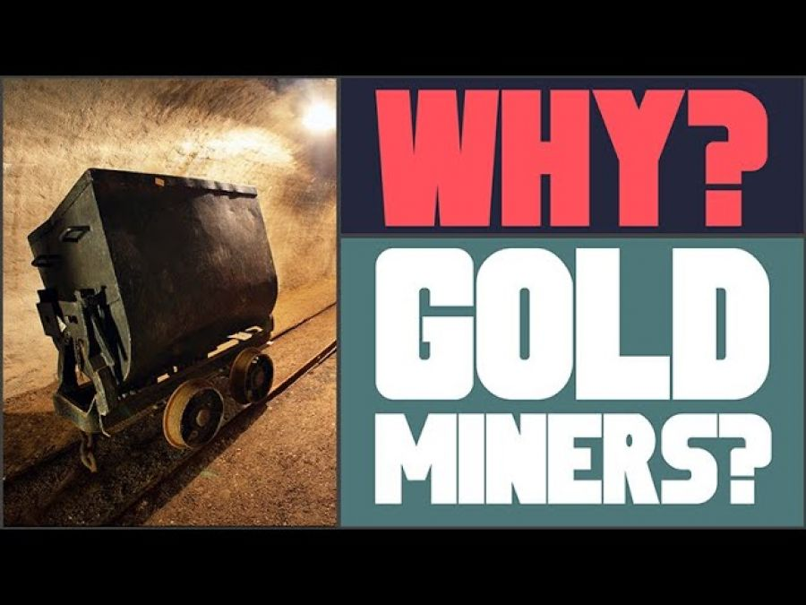 Why Gold Miners? Why Now?