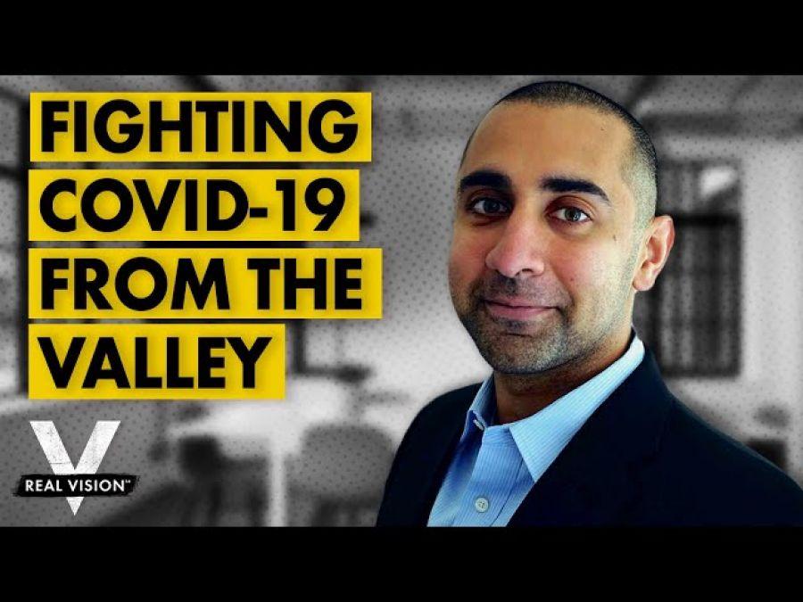 Corona Crisis: The View From The Valley (w/ Balaji Srinivasan)