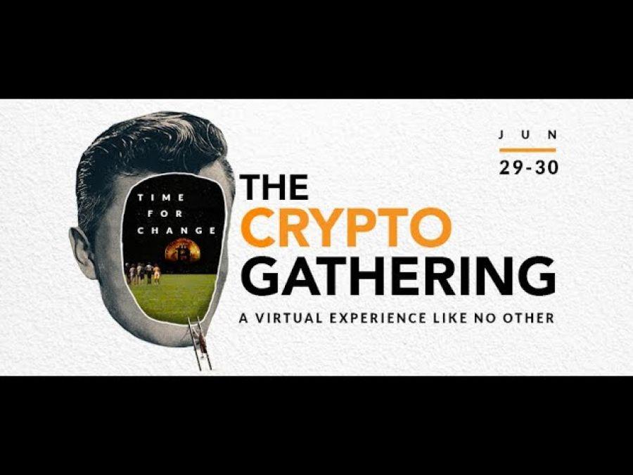 The Crypto Gathering Webinar - With Raoul Pal & Ash Bennington