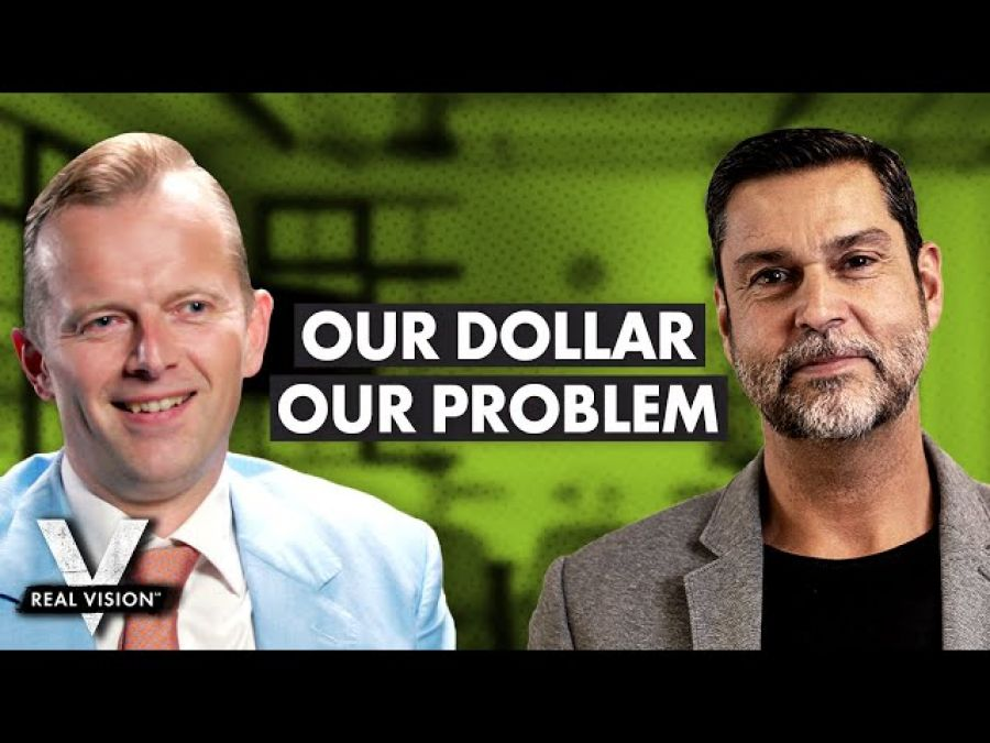 Currency Markets and The Fed (w/ Raoul Pal & James Aitken)