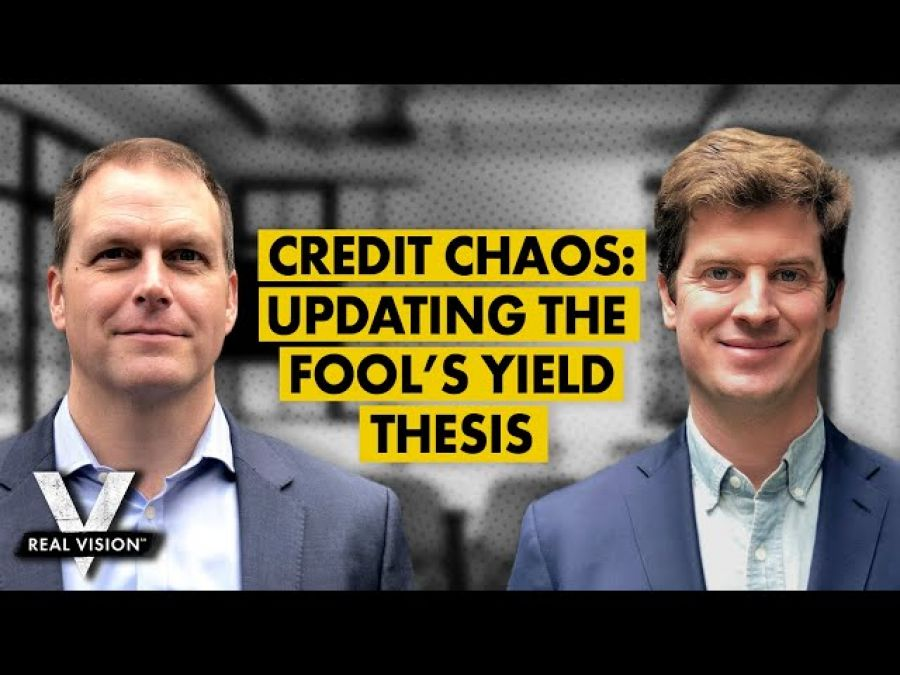 Credit Chaos and Fool's Yield: Updating the Thesis (w/ Dan Rasmussen & Greg Obenshain)