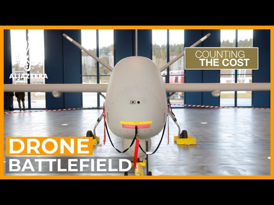 How drones have come to dominate the battlefield   Counting the Cost