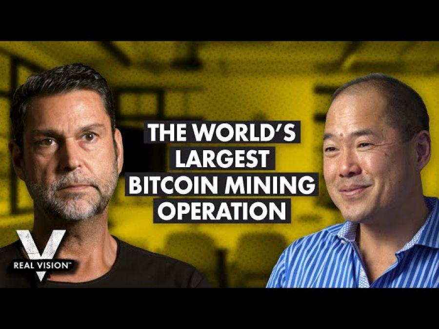 Getting into Bitcoin Early (w/ Raoul Pal & Bill Tai)