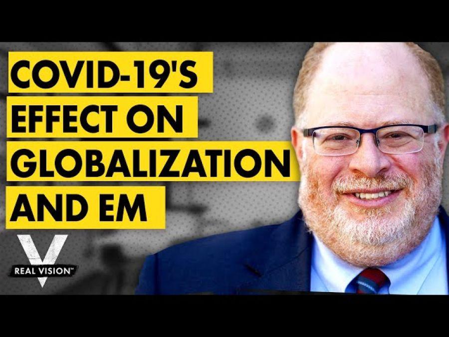 An International Perspective on COVID-19 (w/ Pedro da Costa and Adam Posen)